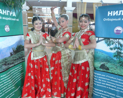 INDIA TEA WEEK HELD AT ASTANA & ALMATY, KAZAKHSTAN, TO COMMEMORATE 66TH INDEPENDENCE DAY