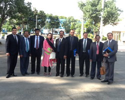 Indian tea delegation to Iran