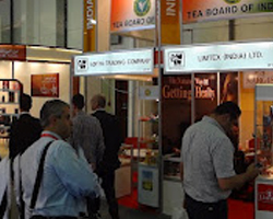 Tea Board India Pavilion